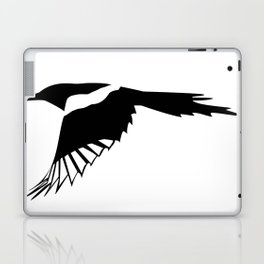Pica Pica (magpie)  one Galery Giftshop Laptop & iPad Skin