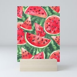Watermelon Mini Art Print