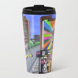 Kobra visits Chelsea Travel Mug