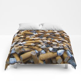 Ashes to Ashes Comforters