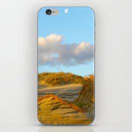 Moon & Dunes iPhone Skin