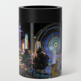 Fairground Attraction panorama Can Cooler