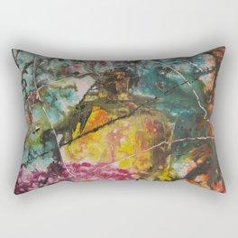 Chaotic Daydream Rectangular Pillow