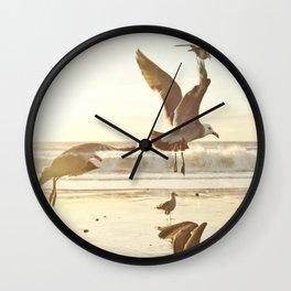 Sundown  Wall Clock