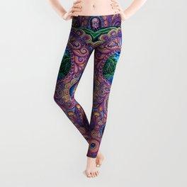 Ganesha's Grace Leggings