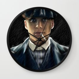 Tommy - The Peaky Blinders Wall Clock