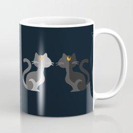 Mooncats Coffee Mug