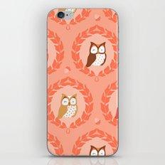 Sweet Owlies - Dawn iPhone & iPod Skin