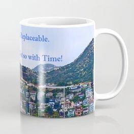 """Catalina Harbor""/ ""Time"" Coffee Mug"