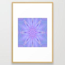 Jeweled Flower..... Framed Art Print