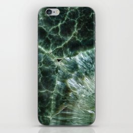 Abstract mineral texture iPhone Skin