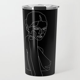 Cold Shoulder Travel Mug