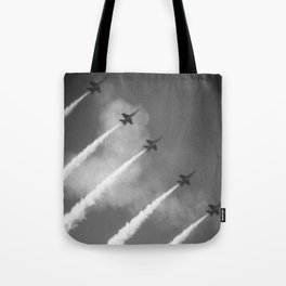 flight of angels Tote Bag