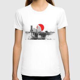 Modern Japan - Yokohama 2 T-shirt