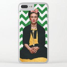 Frida Kahlo Photography I Clear iPhone Case