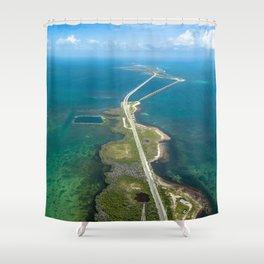 Road to Bahia Shower Curtain
