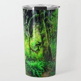 Mossy Giants Travel Mug