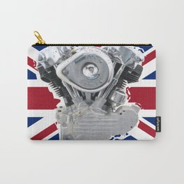 Union Jack Knuckle Carry-All Pouch