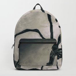 Along Came a Spider - b/n Backpack