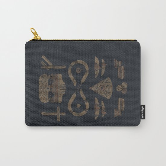 Fast Food Occult Carry-All Pouch