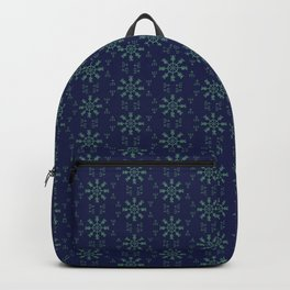 Nordic pattern Backpack
