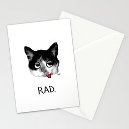 RAD. Stationery Cards