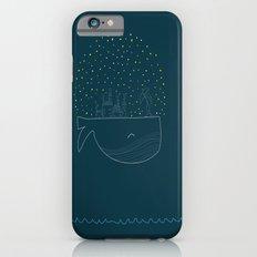 Sky Whale Island iPhone 6s Slim Case