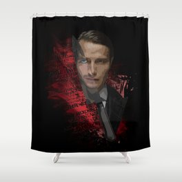 There will be a Reckoning Shower Curtain