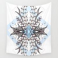 underwater Wall Tapestries featuring Underwater by Barlena