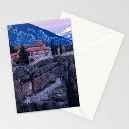 Meteora Sunrise Stationery Cards