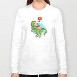Jurassic World Hug Long Sleeve T-shirt