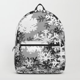 Snowflake Camo Backpack