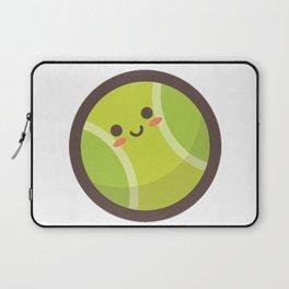 Tennis Ball Emoji Laptop Sleeve