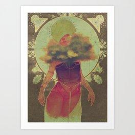 minrva  Art Print