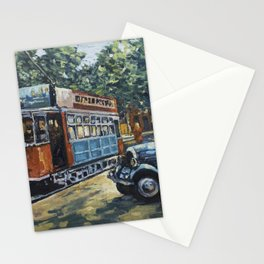 Painting 9 Stationery Cards