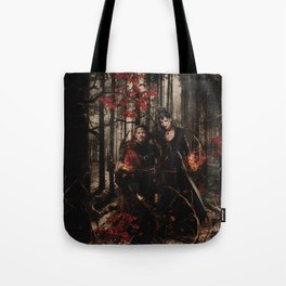 Outlaw Queen - Prince of Thieves and The Queen Tote Bag