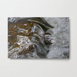 Water Act Metal Print