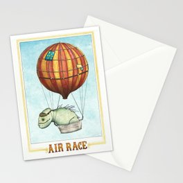 Air Race Stationery Cards