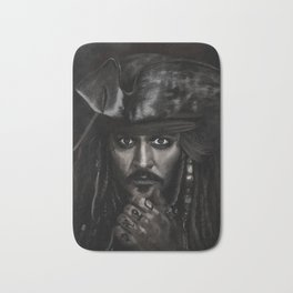 He's a Pirate Bath Mat