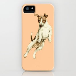 Jack Russell iPhone Case