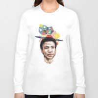 caleb troy Long Sleeve T-shirts featuring Troy by mycolour