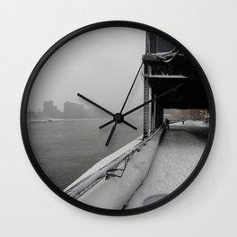 Cold Desolation. Wall Clock