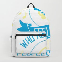 Who hears music, feels his solitude Peopled at once Backpack