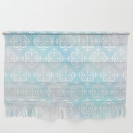Decorative Pattern in Pastel Tones Wall Hanging