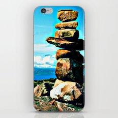 Rocks to Heaven iPhone & iPod Skin