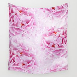 Pink Peonies Dream #2 #floral #decor #art #society6 Wall Tapestry
