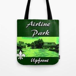 Airline park Tote Bag