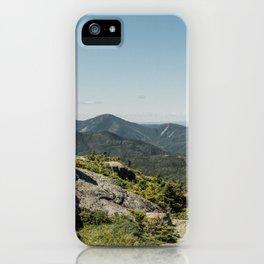 Mount Marcy I iPhone Case