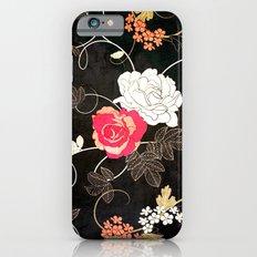VINTAGE FLOWERS VII - for iphone Slim Case iPhone 6