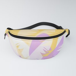 The Pale Banana Tree Fanny Pack